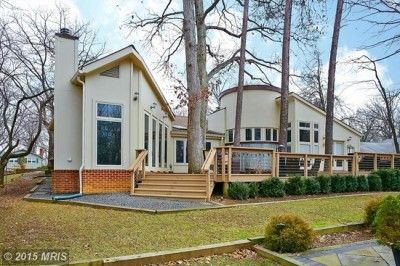 13 best mid century modern homes for sale in northern for Modern homes northern virginia