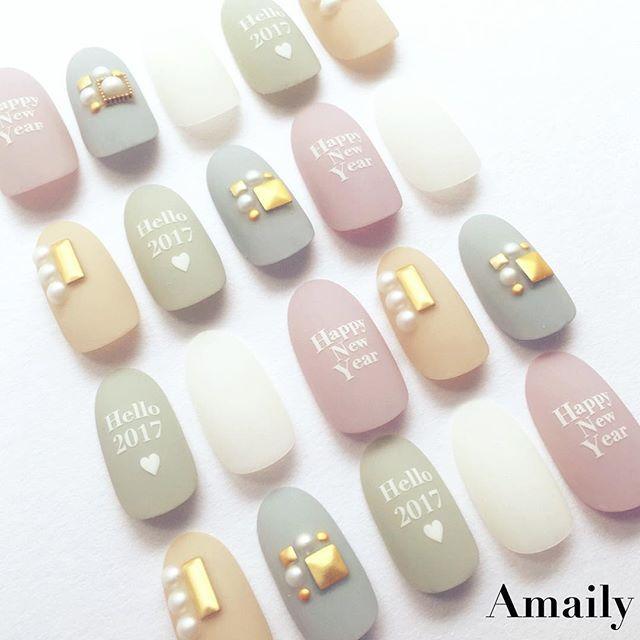 ペールカラーってなんでこんなに可愛いんでしょう♡ #Amaily#アメイリー #nails#nailart #naildesigns #nailartclub #nailswag #nailstagram #instanails#nailartwow #gelnails #kawaiinailart#japanesenail#ネ�