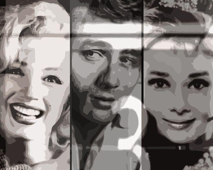 Best 25+ Marilyn monroe and audrey hepburn ideas on ...
