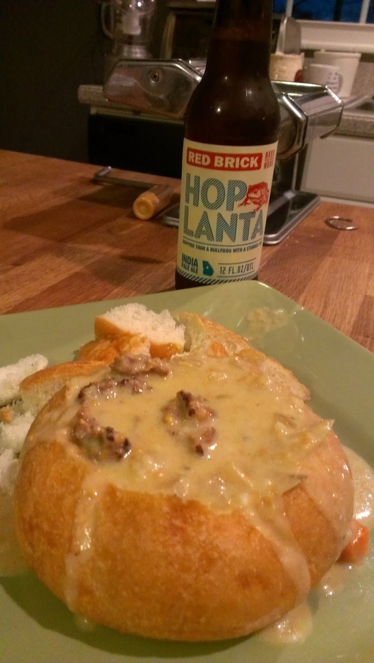 ... Cheese/Burger Soups on Pinterest | Cheese, Cheddar and Irish beer