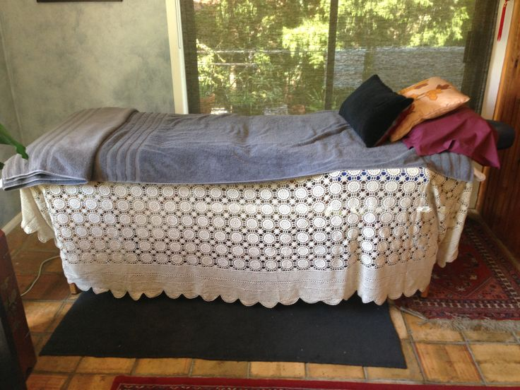 Perfect for the Acu-nap sensation.  https://www.facebook.com/AnadasChineseMedicineClinic