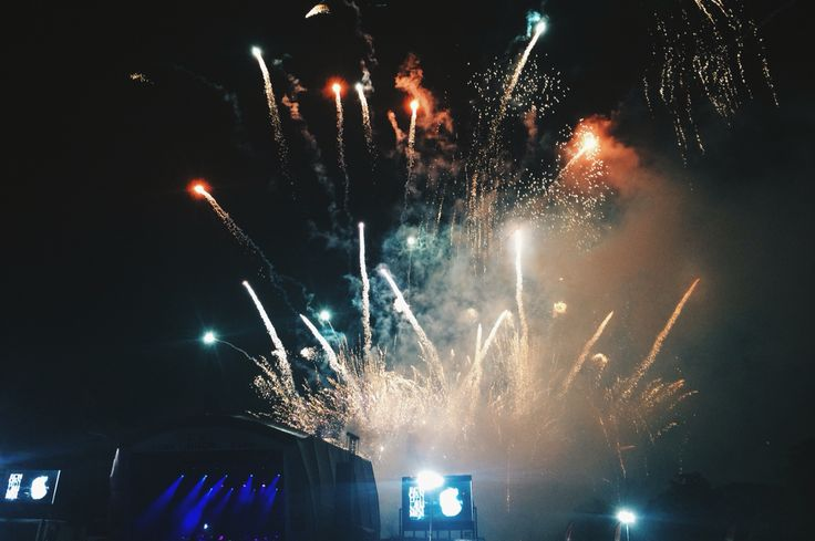 #firework #festival #LIMF