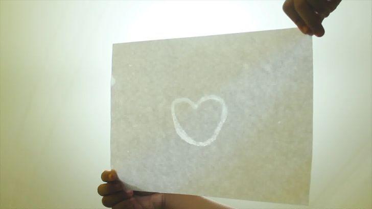 Como Escrever uma Mensagem com Tinta Invisível