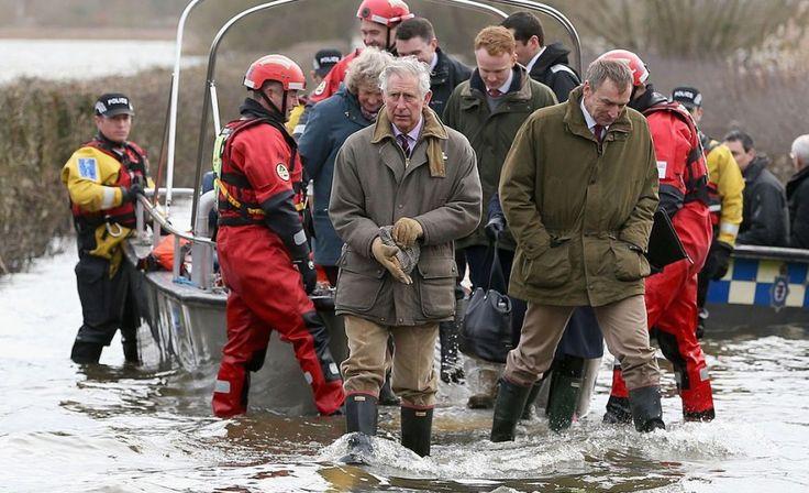 Prins Charles: 'We kunnen niet wegkijken'   Beau Monde