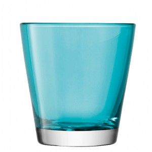 ASHER glass (various colours). Designed by LSA. Available on www.darwinshome.com