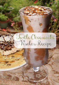 Get your Visalus at www.thelifeofvi.com!  Turtle Cheesecake ViSalus Shake Recipe