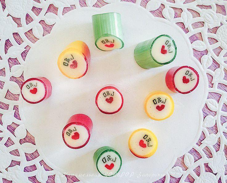 индивидуальные заказы карамельные конфеты