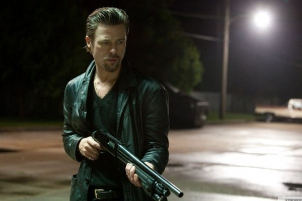 Almost put this under Style. Pitt in Andrew Dominik's KILLING THEM SOFTLY. Showing at Cannes. Can't wait!!