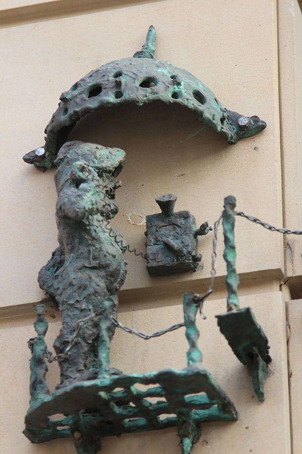 "Dryndek (Gadofonik), Rynek 35, Piwiarnia ""Bernard""; autor: Tomasz Moczek"