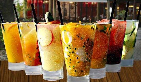 Carnival and Brazil Party Theme | Caipirinhas - Would be cool to have a Caipirinhas bar