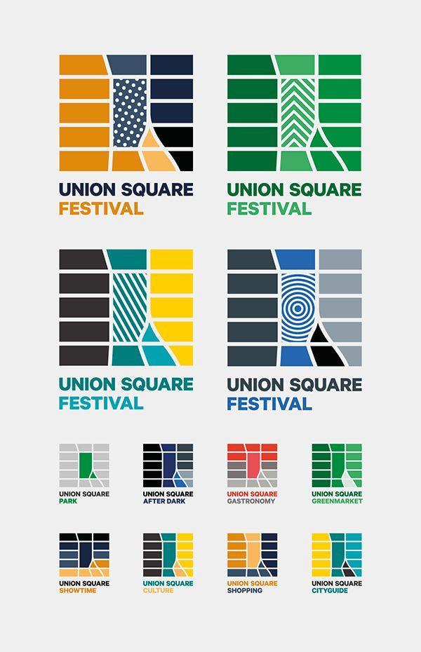 Union Square on Behance