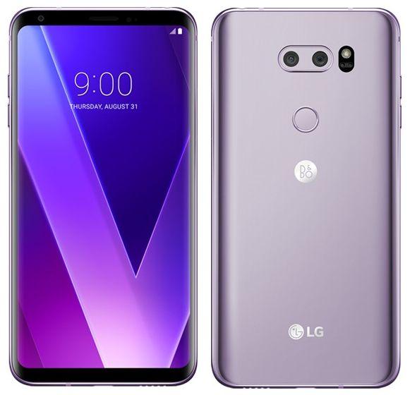 Dual SIM Violet LG V30+