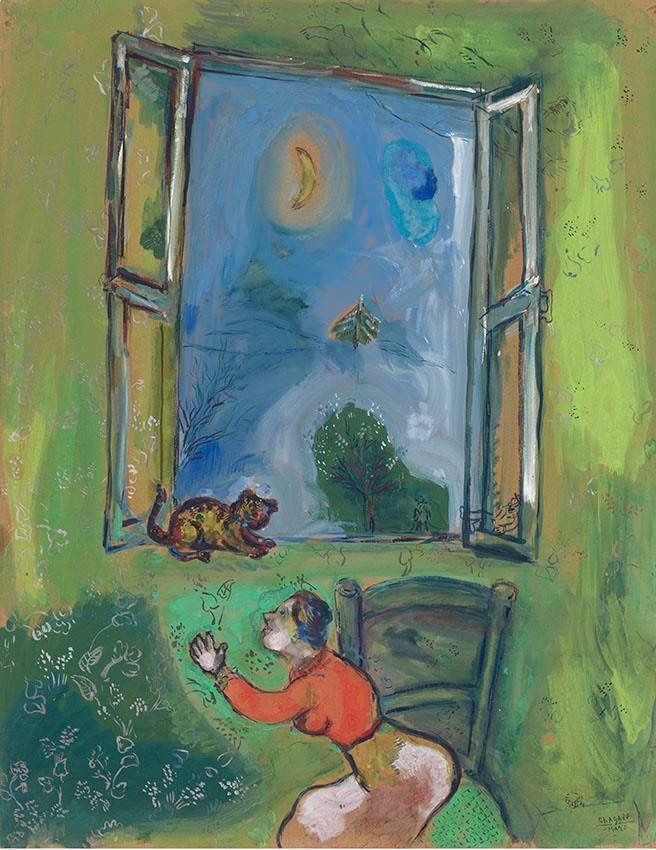 Marc Chagall                                                                                                                                                                                 Más