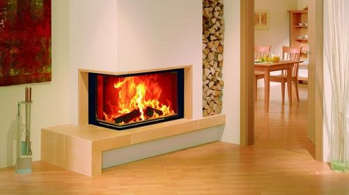 1000 Images About Woonkamer On Pinterest Modern Fireplaces ...