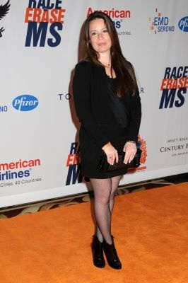 Holly Marie Combs - 13th Annual Race to Erace - I love those booties and dress !