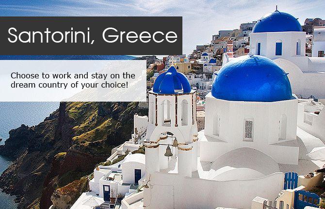 JOBS THAT INVOLVE TRAVEL #Jobs #Travel #Greece