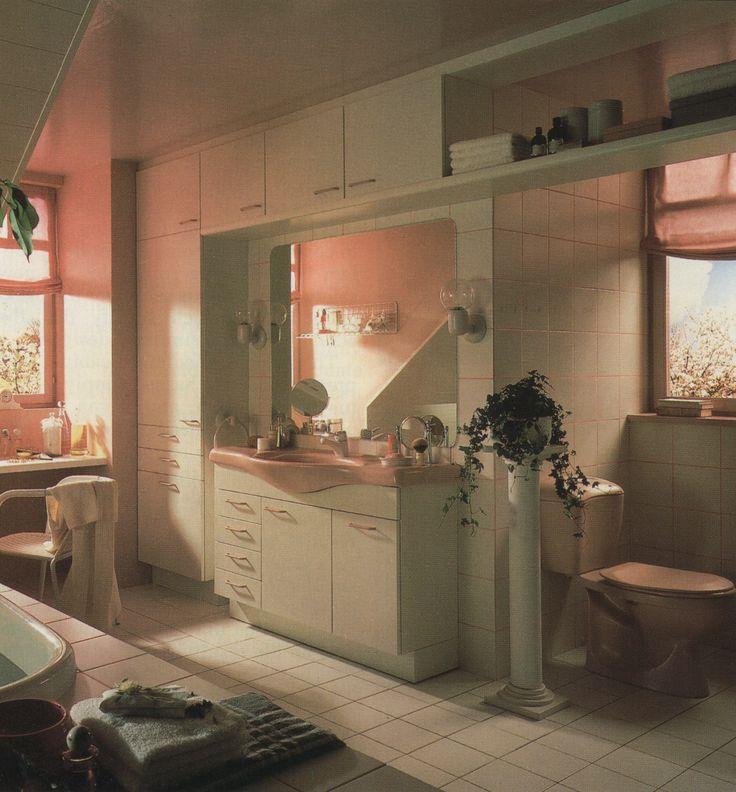 80 39 S Bathroom Furniture Home Pinterest Ba Os Rosas
