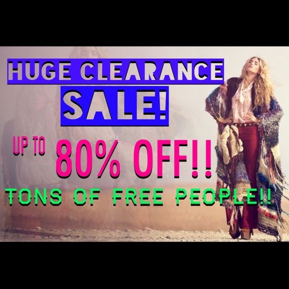 Free People SALE!! ➳ Prices have already been reduced and reflect the sale.  ↠ Anything marked is at my lowest! Bundle to save on shipping!  ⇢ All other items are negotiable!   ↠ Get your favorite items while you can!  Free People Dresses