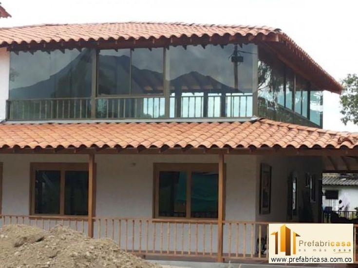 ★★★★★ Casa Prefabricada Afueras de Bogota Cerca de 1300 casas prefabricadas en Colombia permiten que PREFABRICASA se presente al mercado desde la ciudad de Medellín como una empresa dedicada exclusivamente a innovar con la mejor calidad en sus materiales y los mejores precios en construcciones prefabricadas de alta calidad