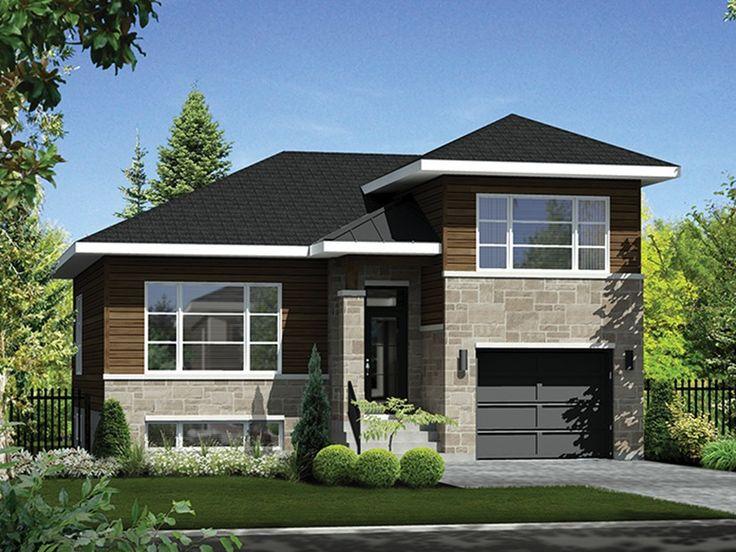 17 best ideas about Split Level House
