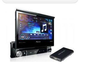 Pioneer AVH-X7500DS m/Dension DAB fra Bilradiospes. Om denne nettbutikken: http://nettbutikknytt.no/bilradiospes-no/
