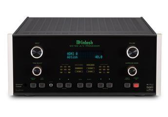 McIntosh MX160 Processing Pre-Amp | The Listening Post Christchurch & Wellington