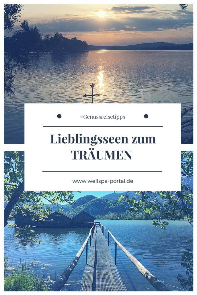 Seenliebe, doch warum? Auf Reisen oder zuhause zieht es mich immer wieder an den See. Ober Bergsee umgeben von Bergen zum Wandern oder einfach nur um entspannt beim Schauen Wellness zu erleben. Bayern hat eine Vielzahl an wunderschönen Seen, die mit ihren Farben verzaubern. #Seenliebe #See #Reisen #Bergsee #Urlaub #Wellness #genießen #Tipps
