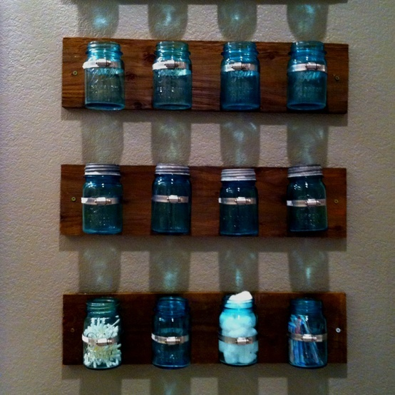 image detail for mount mason jars on wood sellable