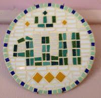 Allah Mosaic Islamic Craft Mosaic Art Gallery