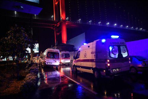 Ampliación   Se reporta ataque en club nocturno de Turquía  ...