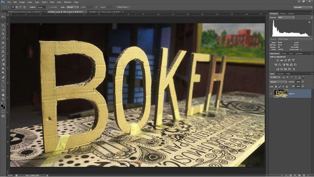 How to Fake Depth of Field Blur in Photoshop Using Z-Depth Pass