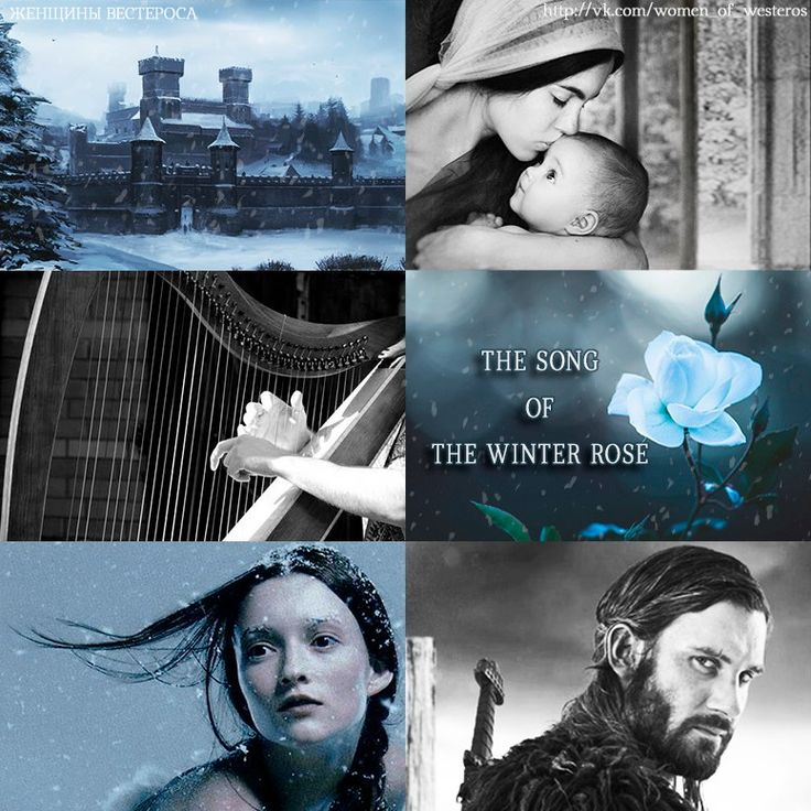 Song of the winter rose (ASOIAF)