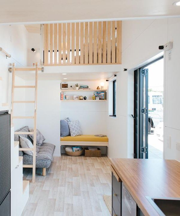 Ibbotson Tiny House By Build Tiny Tiny Living Tiny House Design Tiny House Living Home