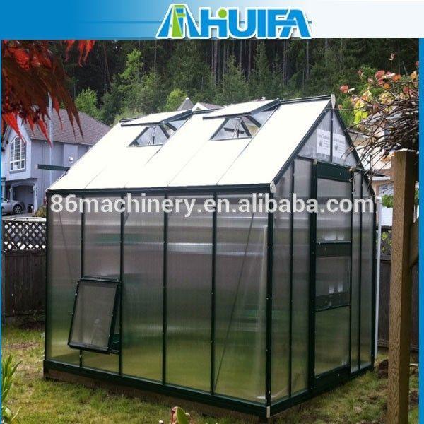 Modernos interno jardim estufa portátil para comercial para venda