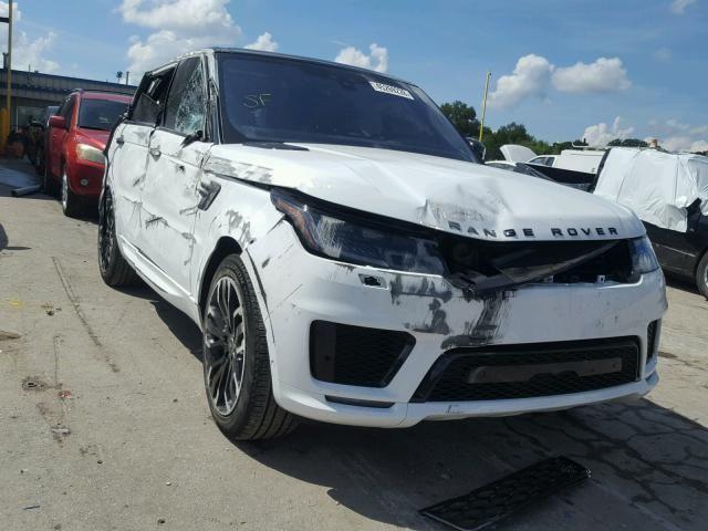 Salvage 2018 Land Rover Range Rover Sport Hse Dynamic Range Rover Sport Range Rover Salvage Cars