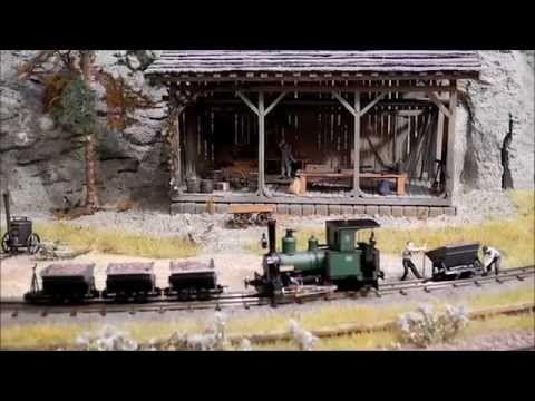 Eine Dampflok für die Busch Feldbahn - Stummis Modellbahnforum