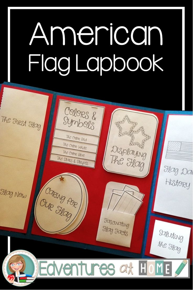 A study of the history of the american flag