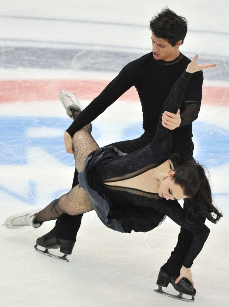 Virtue and Moir Four continents Championship 2013