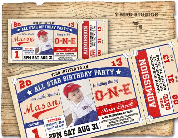 17 Best ideas about Baseball Invitations on Pinterest | Baseball ...