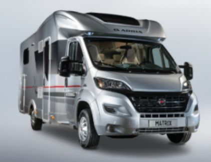 Model American RV Hire Amp Rental In The UK And Europe