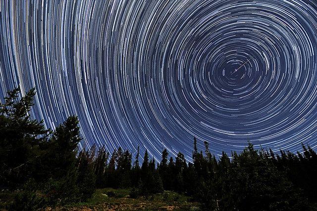 Star Trails.