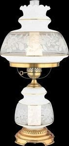 1STOPlighting.com | Satin Lace - One Light Table Lamp