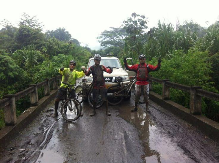Recorridos por Colombia en bici