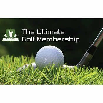 Tri City Golf Club Membership – E-Certificate