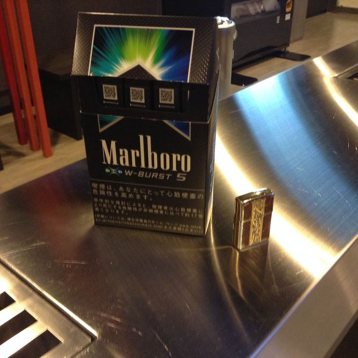 Nothing out of the ordinary here folks, just a giant carton of cigarettes that's all, Courtesy, Andrew