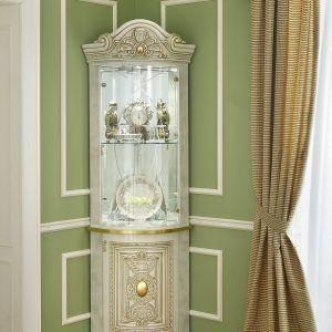 Short Corner Display Cabinet
