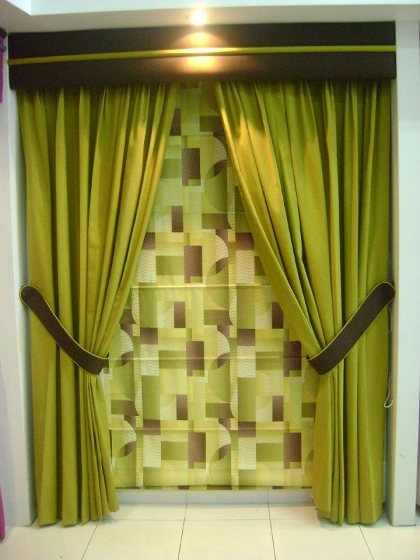 Cortinas modernas para sala cortinas y ropa de cama for Cortinas para comedor baratas