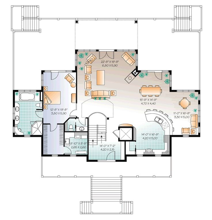 249 best house plans i love images on pinterest | house floor