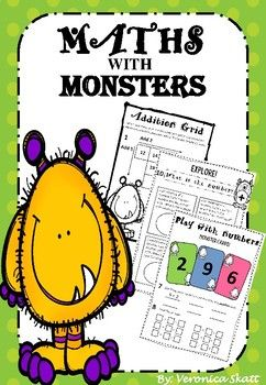 This is part 2 in the Addition Level 1 unit that focuses on numbers between 1- 20, for students in primary school. There are several different worksheets and suggestions to activities inside and outside the classroom. The worksheets include exploring tasks, filling in the missing number, playing with numbers - monster cards, and much more!I hope you enjoy this unit and that you will keep an eye put for Level 2 in addition and the future subtraction units.