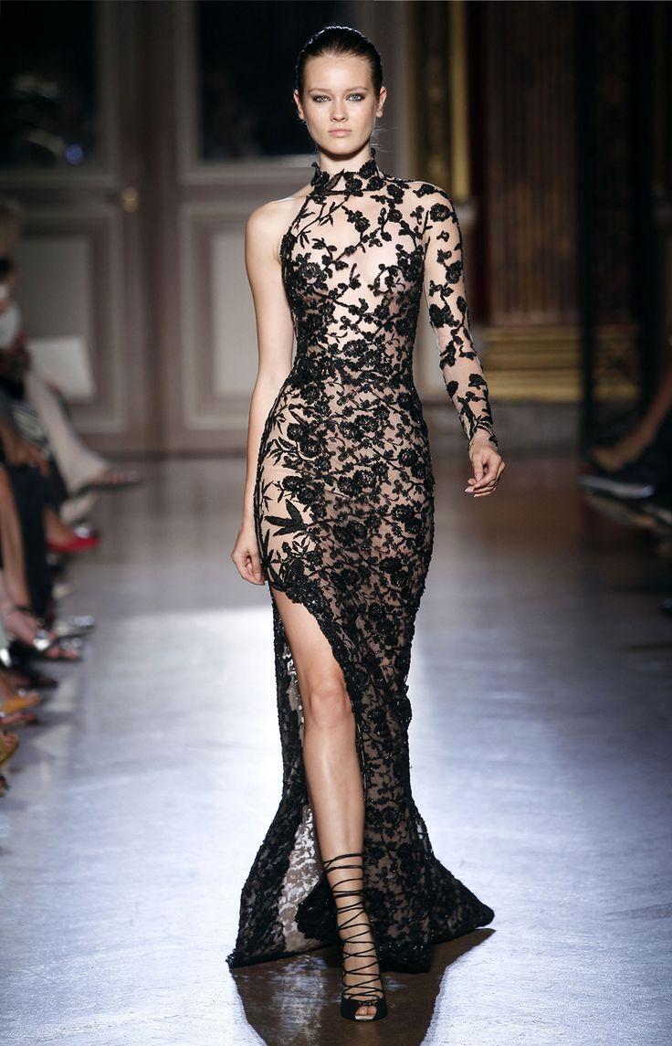 Défilé Zuhair Murad Couture Hiver 2011-2012